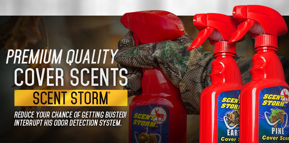 Scent Storm Masking Hunting Scent Attractor